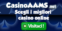 Casino AAMS live